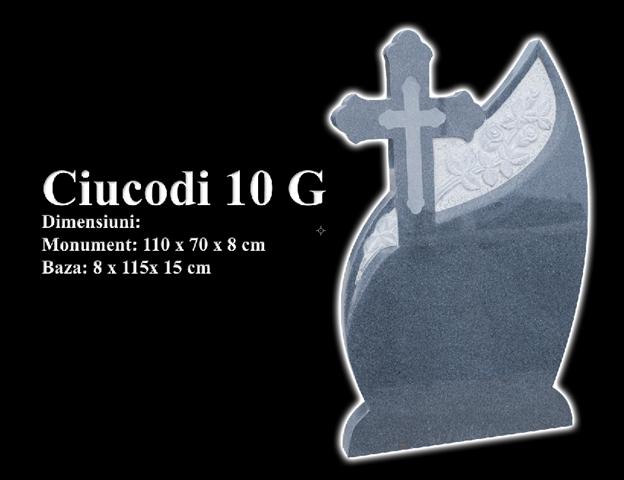 Monumente-granit-negru-ciucodi 10g