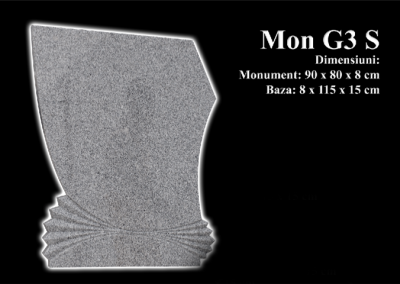 Monumente-granit-negru-mon-g3-s