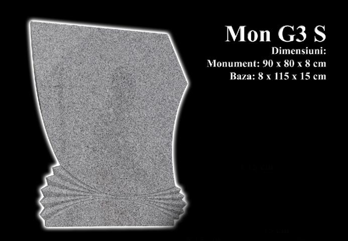 Monumente-granit-negru-mon g3 s