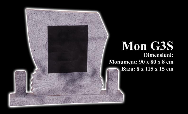 Monumente-granit-negru-mon g3s