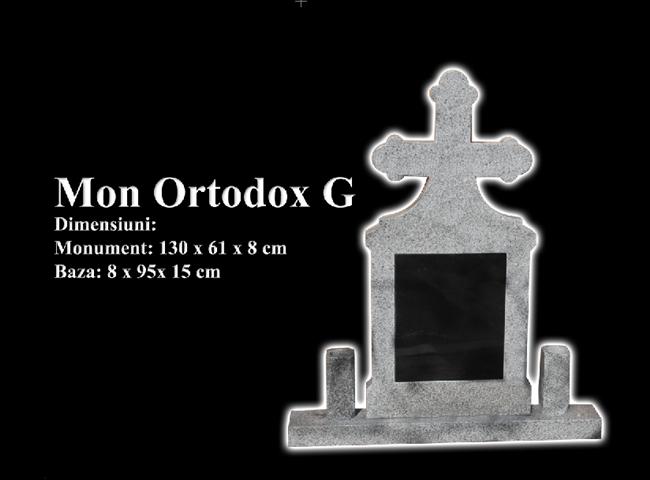 Monumente-granit-negru-mon ortodox g