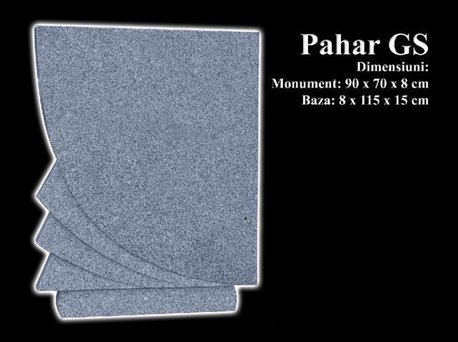 Monumente-granit-negru-pahar gs